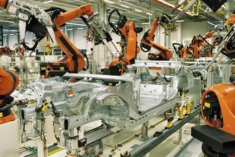 L'usine du futur : Une révolution informationnelle et technologique   La performance industrielle.   Scoop.it