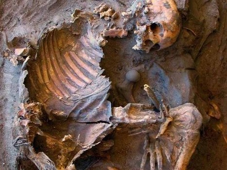 Bones of 5,000-year-old Stone Age child and adult found in Irish cave | Irish Life | Scoop.it