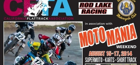 Cover Photos - California Flat Track Association | Facebook | California Flat Track Association (CFTA) | Scoop.it