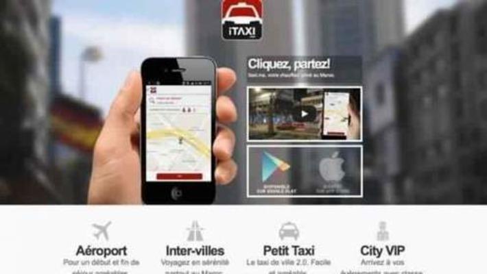 """Itaxi, le taxi de ville 2.0 vous embarque   Veille Techno et Informatique """"AutreMent""""   Scoop.it"""