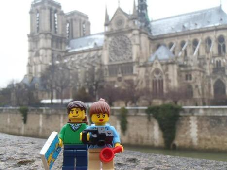 Lego Couple Travelling The World - Entertainment Story ... - More FM | Voyage-Travelling | Scoop.it