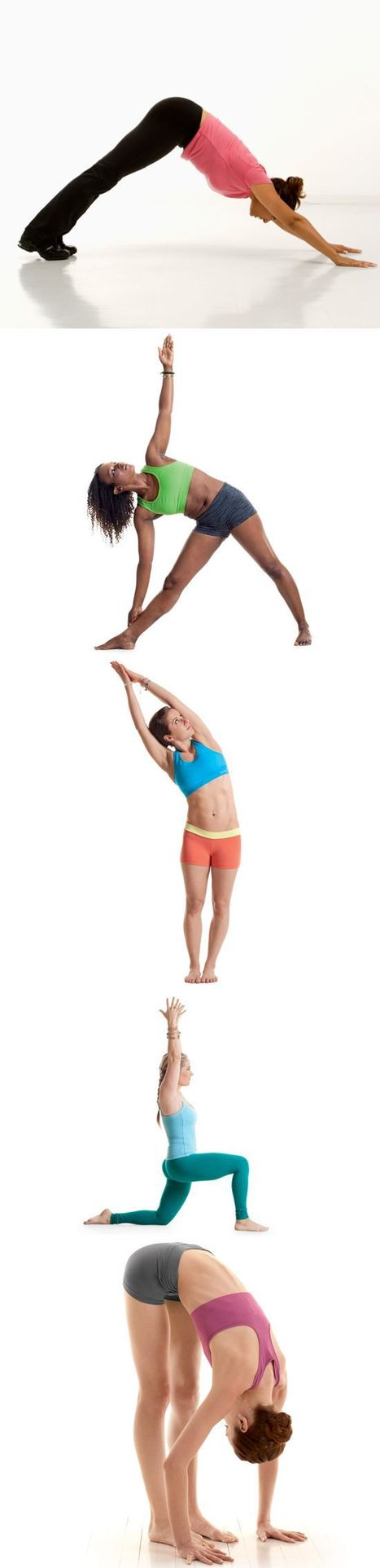 5 Easy Yoga Poses Everyone Should Do Every Day | Soins, Bio, Slow Cosmétique... | Scoop.it