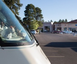 Photographing the 'nomads' who call Walmart parking lots home | Wandering Salsero | Scoop.it