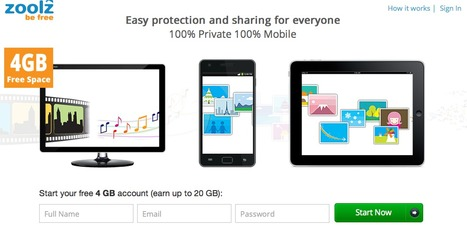 Zoolz | Easy protection and sharing for everyone | Tools for  Teaching | Scoop.it