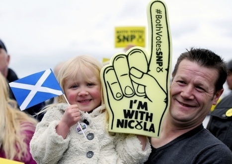Study finds Labour voters less left-wing than SNP supporters | My Scotland | Scoop.it