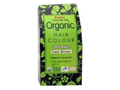 Buy Certified Organic Dark Brown Hair Color Products | Herbal and Natural Hair Color | Scoop.it