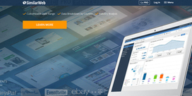 Analyser et comparer le trafic des sites web avec SimilarWeb | liste de web-service, webware | Scoop.it