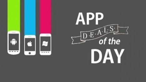 App Deals Of The Day: Android, iPhone, iPad, Windows Phone - Lifehacker Australia | iPad Ed | Scoop.it
