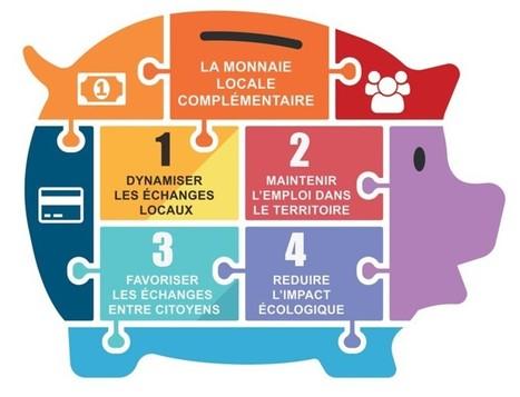 Et si le revenu de base était versé en monnaie locale ? | actualité optimiste pour un monde durable | Scoop.it