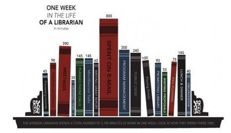 A Librarian's Worth Around The World [Infographic] » This Blog Rules | Why go elsewhere? | Librarian in Higher Ed | Scoop.it