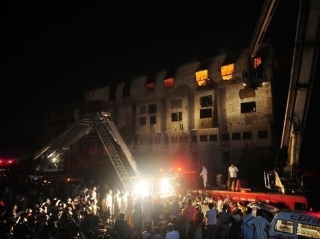 Factory fire: Baldia families remind PM of his promise to pay Rs300,000 - The Express Tribune | theLIVEJOBS | Scoop.it