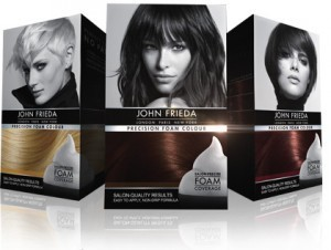 FREE Box John Frieda Precision Foam Hair Color | Hair There and Everywhere | Scoop.it