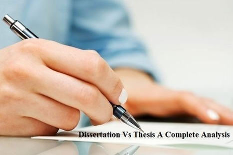 Critical analysis dissertation writing