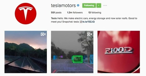 21 Instagram Accounts to Follow for Brand Inspiration | MarketingHits | Scoop.it
