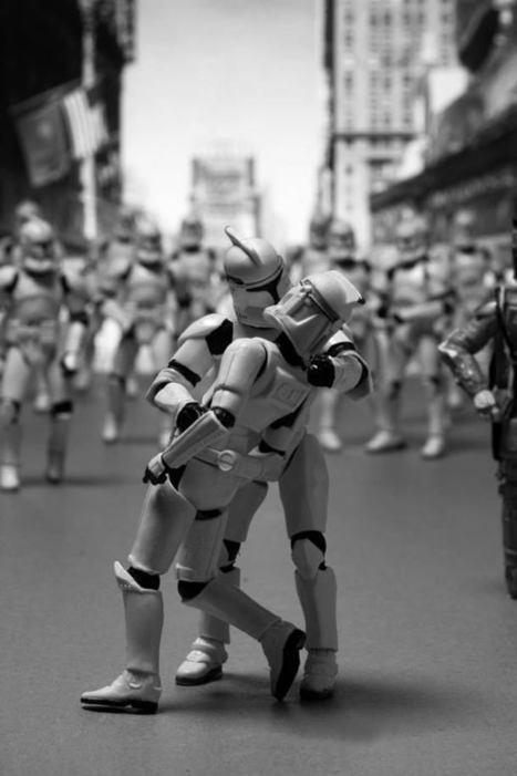 365 Days of Clones – Recréer les photos et les affiches cultes avec des jouets Star Wars | Du côté décalé de la Force | Scoop.it