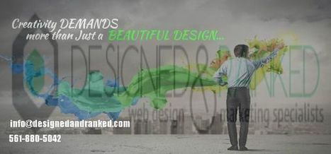 Creativity Demands More than just a Beautiful Design | Webdesign services | Scoop.it