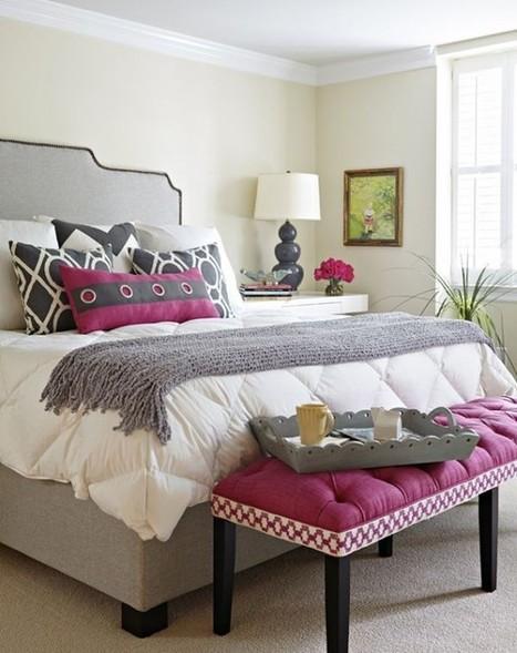 Nhà đẹp với màu tím phong lan chủ đạo cực ấn tượng | Sản phẩm nội thất - Interior product | Scoop.it