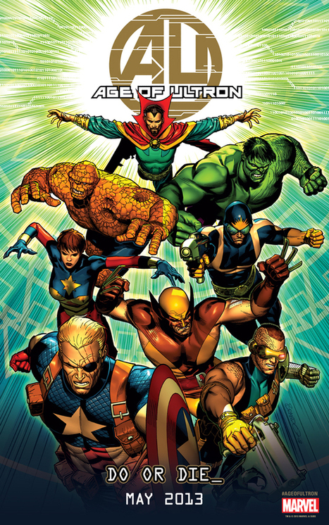 Cable Is Captain America? Cyclops Is Cable? Thing Is Swiss Cheesed? What Is Going On?   Comic Books   Scoop.it