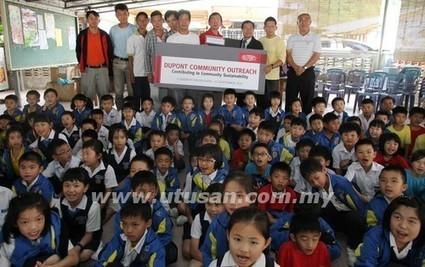 DuPont hulur bantuan RM23,000 (DuPont donated RM23,000) | DuPont ASEAN | Scoop.it