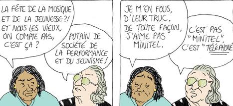 La vraie histoire de la naissance de la Fête de la musique en BD - Slate.fr | La Mémoire en Partage | Scoop.it