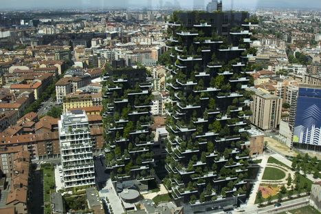 The Best Tall Building in 2015 Is Covered in Trees   Sustainable Real Estate   Scoop.it