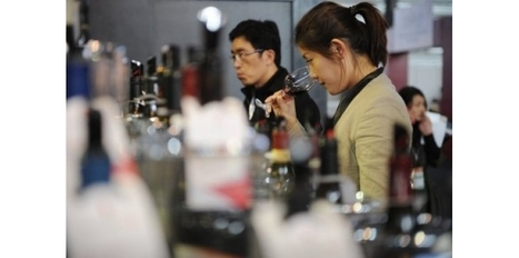 French wine labels are investing in China » Working In China | Wine consumers in france and china | Scoop.it