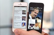 Facebook Paper vs. Flipboard: Which News App Delivers? - Wall Street Journal   Mobile Publishing of News   Scoop.it