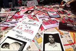 Press violence in Mexico increases - Editors Weblog | violencia_mx | Scoop.it