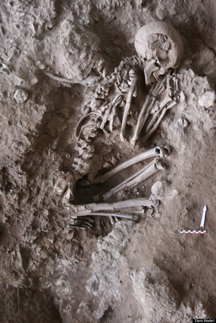 Arqueólogos israelíes descubren restos del primer banquete funerario de la prehistoria   Terra Antiquae   Asie   Scoop.it