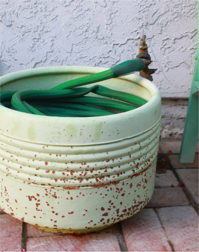 Simple hose storage | DIY | Scoop.it