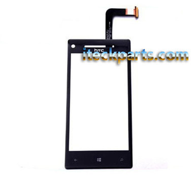 HTC Windows Phone 8X Touch Glass Screen Digitizer Replacement & Tools | Hot Sale Iteck Parts | Scoop.it