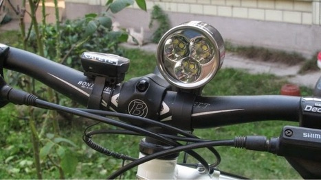 Bike Lights UK: The Two Bike Lights Every Cyclist Should Have in His Kit | Bike Lights Uk | Scoop.it