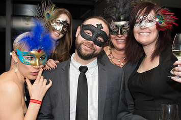 """33 Photos Of Awkward Debauchery At A """"Fifty Shades Of Grey"""" Soirée   Digital-News on Scoop.it today   Scoop.it"""