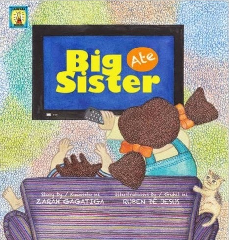 School Librarian in Action: Preview of Upcoming Book: Big Sister   School Librarian In Action @ Scoop It!   Scoop.it