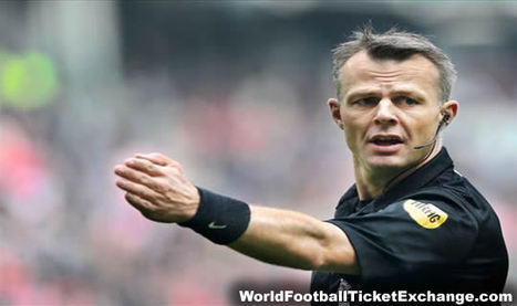 Bjorn Kuipers, referee of Champions League final | UEFA Champions League | Scoop.it