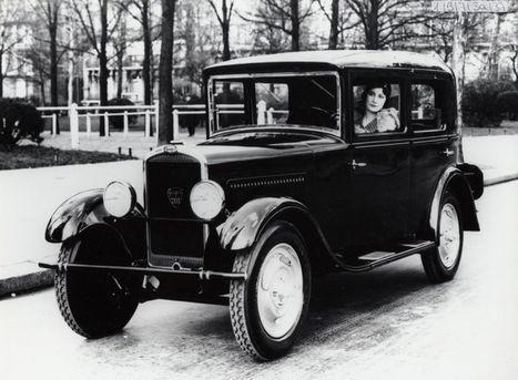 La dynastie Peugeot de la 201 àla907 | Revue de Web par ClC | Scoop.it