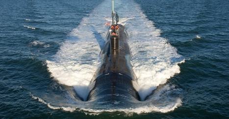 Chinese Supersonic Sub Could Get From China to California in 2 Hours | DiverSync | Scoop.it