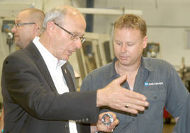 Company hopes to expand in 'Burg | InvestCK - Manufacturing | Scoop.it