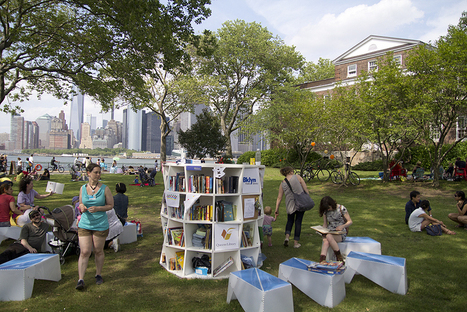 The Alternative Libraries of New York - ANIMAL | bibliotheques, de l'air | Scoop.it