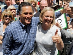 Mitt Romney Praises Meg Whitman As News Breaks That Her Company Is Slashing 30,000 American Jobs | Coffee Party News | Scoop.it