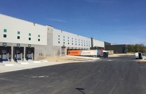 Prologis livre la deuxième phase de son bâtiment « XXL » au Havre   Immobilier logistique ou innovant   Scoop.it