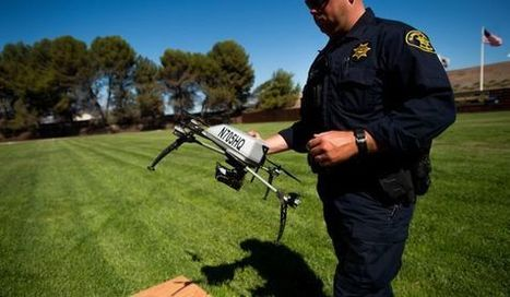 Feds, police working on safe, anti-drone technology   Law Enforcement Software   Scoop.it