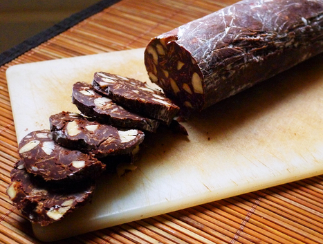 Saucisson...au chocolat | Remue-méninges FLE | Scoop.it