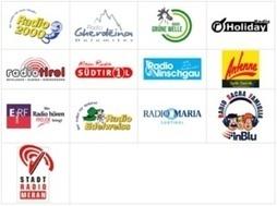 Italie : lancement de 55 stations en DAB+ | Média des Médias: Radio, TV, Presse & Digital. Actualités Pluri médias. | Scoop.it