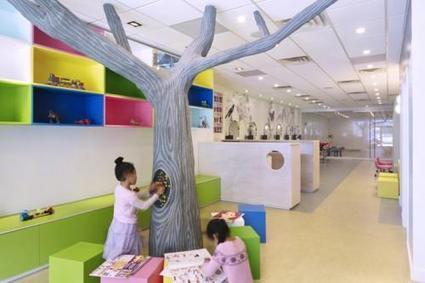 Espacios Cool para Niños.. Peluquería Beehives and Buzzcuts en N.York - Paperblog | tesis | Scoop.it