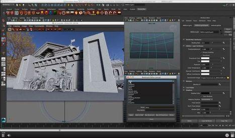 Renderman: el software de animación de Pixar ya puede descargarse gratis | Edu-Recursos 2.0 | Scoop.it