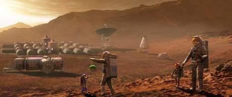 17 ans à protéger une colonie martienne secrète | Inspiration Rôlistique | Scoop.it