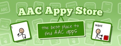What AAC Apps are You Using? | Technology in (Spl) Education | Scoop.it