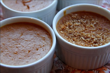 Heavenly Sweet Potato Pudding (grain free, dairy free) | | Truly Healthy Recipes | Scoop.it