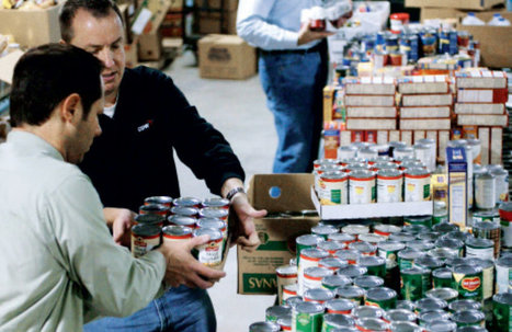 Insightful >> The Food Bank:: BBVA :: Great Teamwork Success Stories | TeamWork-SAGA | Scoop.it